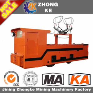 12t AC Frequency Explosion-Proof Mining Battery Locomotive
