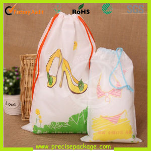 Cheap Promotional Non Woven Drawstring Shoe Bag (PRD-803)