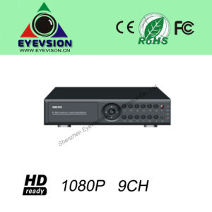 9CH H. 264 HD (1080P) IP Camera Security NVR (EV-CH09-H1406) pictures & photos