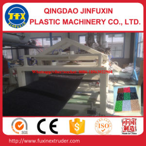 Plastic LDPE Mat Making Machine pictures & photos