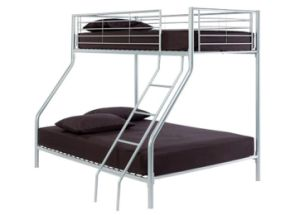Metal 3 Sleeper Bunk Bed pictures & photos