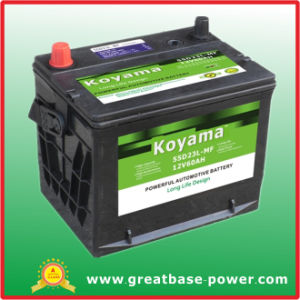 55D23L- Mf Automotive Battery Starting Battery pictures & photos