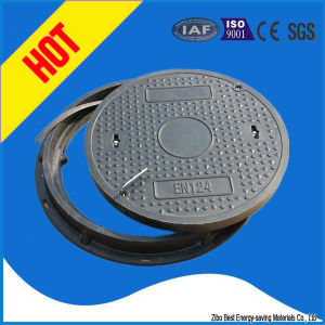 Made in China Composite FRP SMC/BMC Manhole Cover for Sale pictures & photos