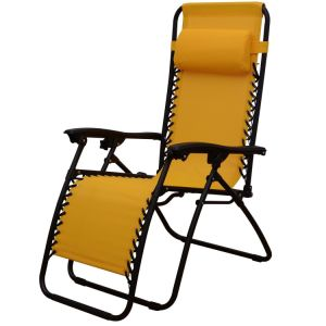 Folding Chair with Xoford Zero Gravity for Leisure Furniture