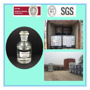 ISO Industrial Sulfuric Acid Price H2so4 98% pictures & photos