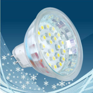 MR16+C 3528SMD LED Cup Lamp