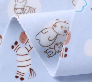 Three Layer Composite Baby Cashmere Cloth pictures & photos