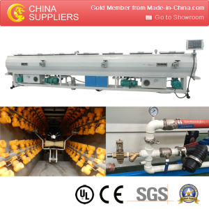 Plastic Pipe Making Machine; PVC UPVC CPVC Pipe Making Machine pictures & photos