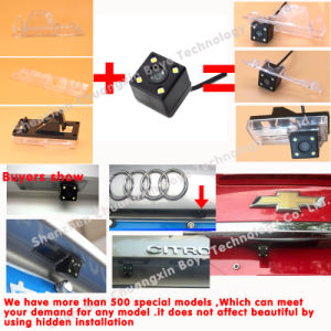 HD Waterproof Car Reversing Camera for Hyundai Accent/Elanter/Sonata pictures & photos