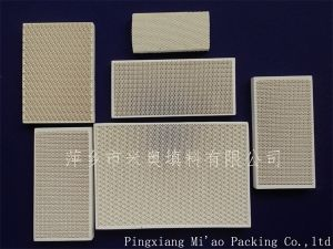Infrared Honeycomb Ceramic Panel for BBQ Grills