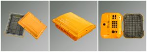 OEM/ODM Service Aluminum Die Casting Enclosure Communication System Appliance pictures & photos