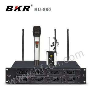 Multi Frequency Wireless Meeting Microphone pictures & photos