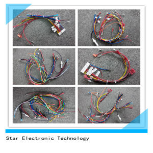Ching Factory Custom Electronic Wire Harness Home Appliance Wire Harness pictures & photos
