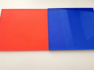 Super Quality Cast Acrylic Sheet/PMMA Sheet for Signboard/Display Board