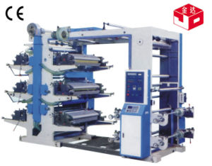 Yt Series Flexographic Printing Machine 6 Color pictures & photos