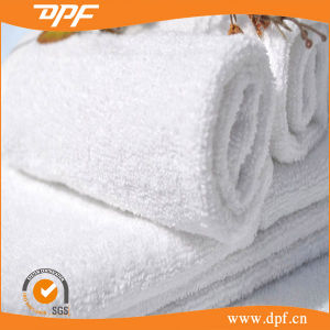 Luxury Bath Towel Set of 4 Absorbent Cotton Hotel Towels pictures & photos