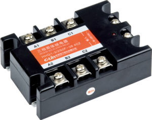 Solid State Relay/ SSR (HHG1-3/032F-38 10-120A) pictures & photos