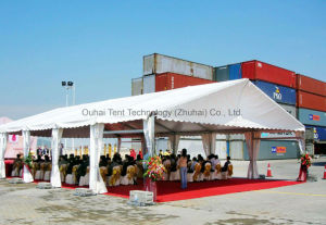 20m X 20m Event Tent for Product Promotion and Advertisement