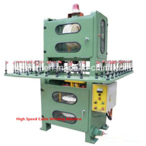 High Speed Cable Winding Braiding Machine Cable Making Machine pictures & photos
