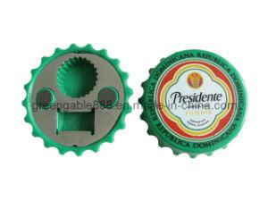 Circular Bottle Opener (P-01) pictures & photos