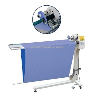 Automatic Cloth Strip Cutting and Rolling Machine pictures & photos