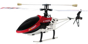 R/C Toy: RC Helicopter (Single Airscrew 4 Channels Metal, 9018)