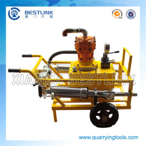 Gasoline Driven Hydraulic Splitter for Splitting pictures & photos