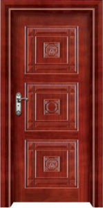 2014 Hot Sale Wooden Door