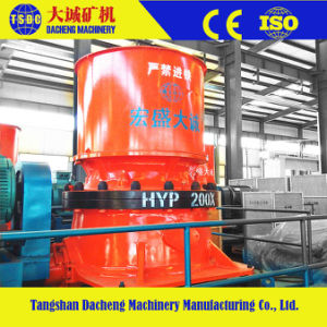 China Factory Single Cylinder Hydraulic Cone Crusher pictures & photos