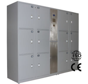 Modern Design Electronic Metal Locker (DKC) pictures & photos
