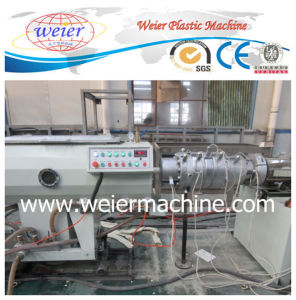 Plastic PVC CPVC Pipe Making Machine UPVC Pipe Extrusion Line Plastic Extruder pictures & photos