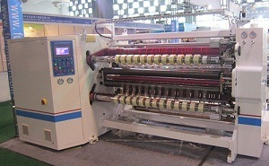 Automatic Plastic Film Slitting and Rewinding Machine pictures & photos