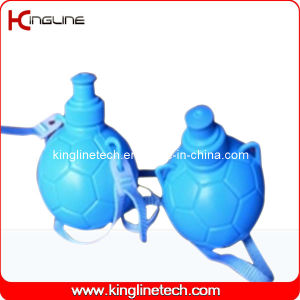 Plastic Sports Water Bottle, Plastic Sports Bottle, 350ml Plastic Drink Bottle (KL-6310) pictures & photos