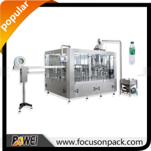 3 in 1 Automatic Drinking Mineral Water Filling Machine pictures & photos