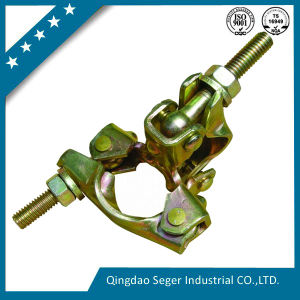 Construction Parts Steel Swivel Coupler pictures & photos