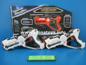 2017 B/O Fight Gun with Sound Light Quiver (128647) pictures & photos