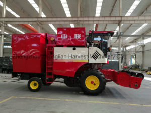 Wet Peanuts Picker Machine with Fruit and Grass Tank pictures & photos