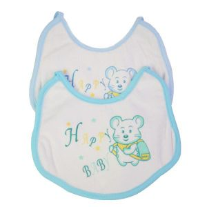 OEM Cheap Wholesale Blank Baby Bibs pictures & photos