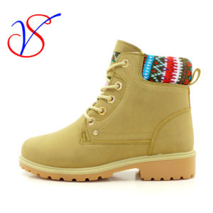 Parent-Child Man Women Child Injection Safety Work Working Safety Ankle Boots Shoes (SIZE: 24-45) pictures & photos
