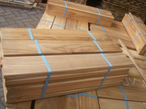 Teak Wood for Decking (BTD-XVI) pictures & photos