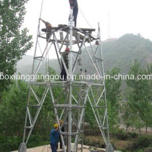 33kv Single Circuit Suspension Tower