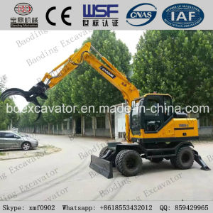 New Loading Sugarcane Machine and Wheel Excavator with ISO9001 Certificate pictures & photos