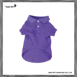 100% Cotton Dog Clothing Basic Dog Sweatshirt Spt6007-2 pictures & photos