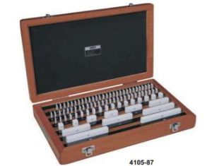 Steel Gauge Blocks with wide variety of specification (Metric system) pictures & photos