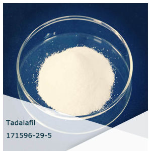 (CAS 171596-29-5) High Quality Chemical Steroid Powder Tadalafil (sex enchanted)