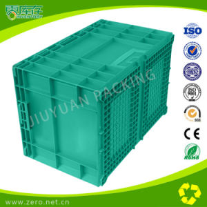 Plastic PP Material for Vegetable and Fruit Crate pictures & photos