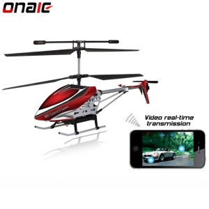iPhone WiFi Control 2.4GHz RC Helicopter with Camera RC Hobby