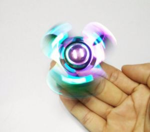 Top Sell Metallic Triangle Hand Spinner with 1.8USD pictures & photos