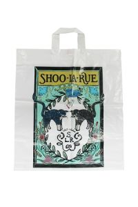 Customized Supermarket Packing Bags--Flat Bags or Hand Bags pictures & photos