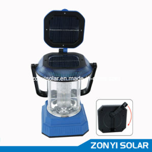 ZY-T92A solar camping light(solar+Hand crank) pictures & photos